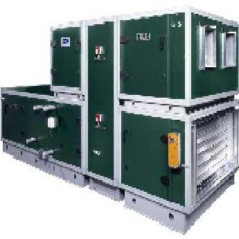 Агааржуулах салхивчийн систем /Air handling units/