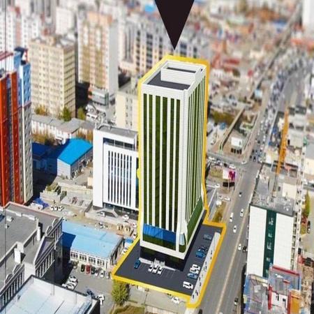 Хотын төвд 80-100 мкв үйлчилгээний талбай худалдана