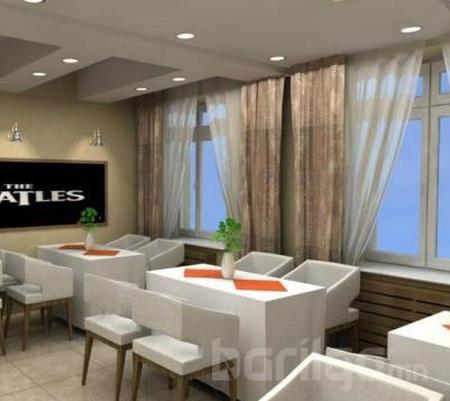 Let it be рестораны интерьер дизайн
