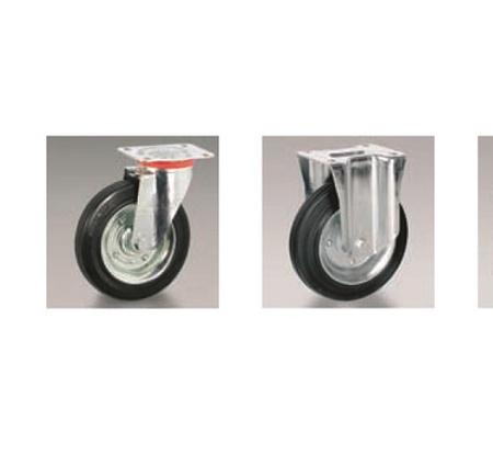 Тавцан шатны дугуй, Standart rubber wheels