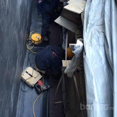 ЭПДМ - Барилгын суурь болон ханын хөрсний ус тусгаарлалт