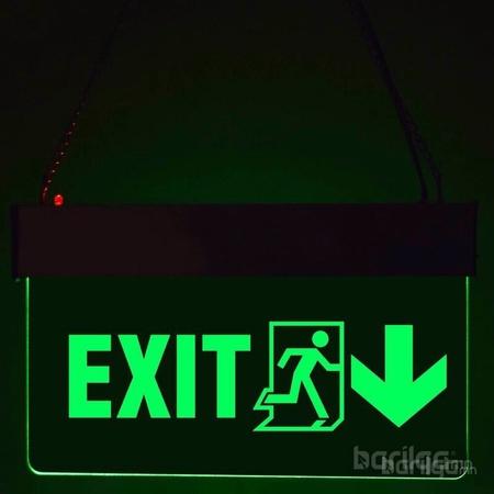 Дүүжилдэг LED гарах тэмдэг AW-EL302