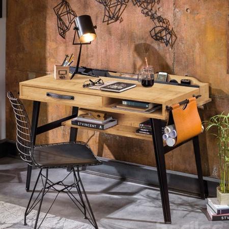 Wood metal - Хичээлийн ширээ (жижиг)