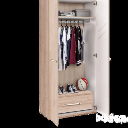 Duo - 2 хаалгатай шкаф