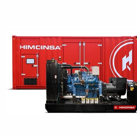 Дизель цахилгаан үүсгүүр 500-3000kVA (Himoinsa HMW Series)