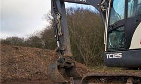 For Sale or Rent: Terex TC Small to Mid Excavators