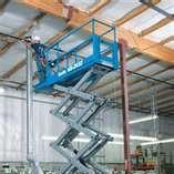 For Sale and Rent: Genie Indoor and Outdoor Scissor Lifts