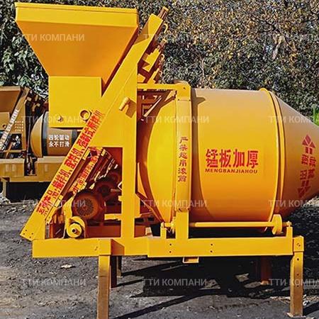 Араатай бетон зуурагч JZC-500