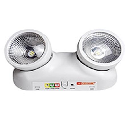Онцгой байдлын 2 ламптай LED гэрэл AW-EL207