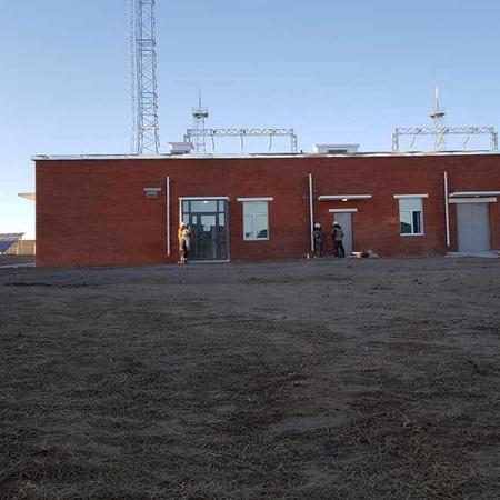 Хөшгийн хөндийн 15мвт нарны цахилгаан станцын удирдлагын байр