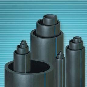 HDPE өндөр даралтын цэвэр усны хоолой