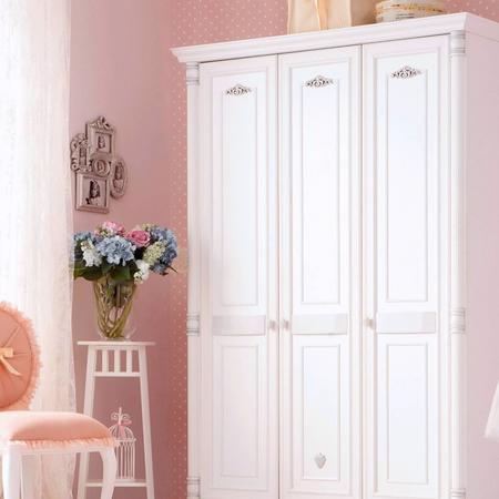 Romantic - 3 хаалгатай шкаф
