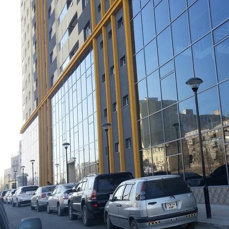 EURO A60 Барилгын даацын шилэн фасад