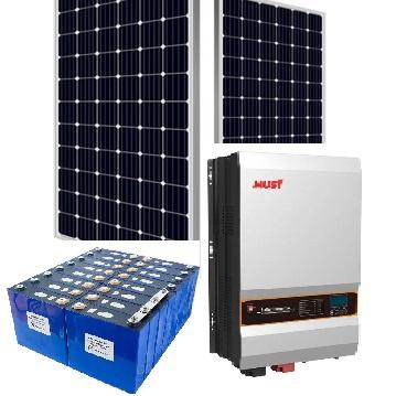 Би даасан нарны цахилгаан үүсгүүр
