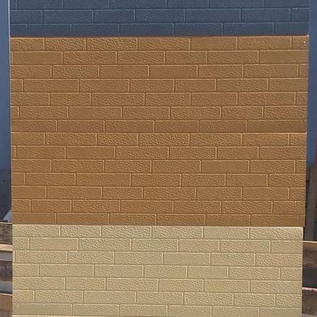 Хөөсөн дулаалгатай гадна өнгөлгөөний хавтан