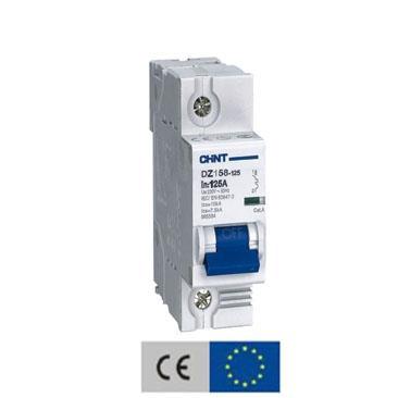 Автомат таслуур DZ158 1 фаз; ЕВРО стандарт