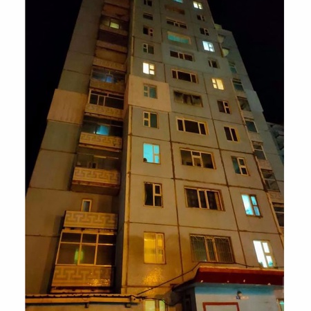 БГД, 3-р хороолол, хуучнаар 29мкв 2 өрөөг 3 өрөө болгосон байр худалдана.