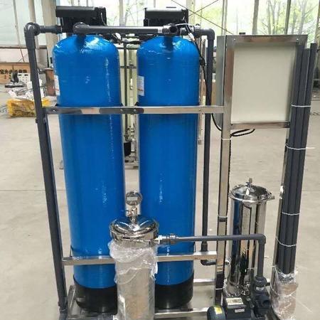 Ус цэвэршүүлэх байгууламж, зөөлрүүлэгч