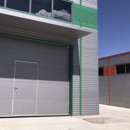 ALUTECH системийн гаражийн автомат хаалга