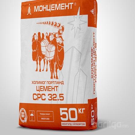Өргөн хэрэглээний портлант цемент CPC 32.5