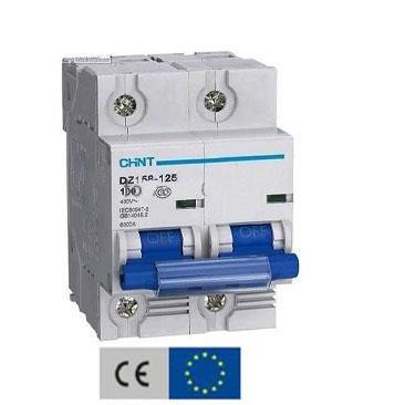 Автомат таслуур DZ158 2 фаз; ЕВРО стандарт