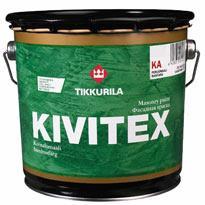 Гадна заслын бетон гадаргууны-Тиккурила Кивитекс будаг
