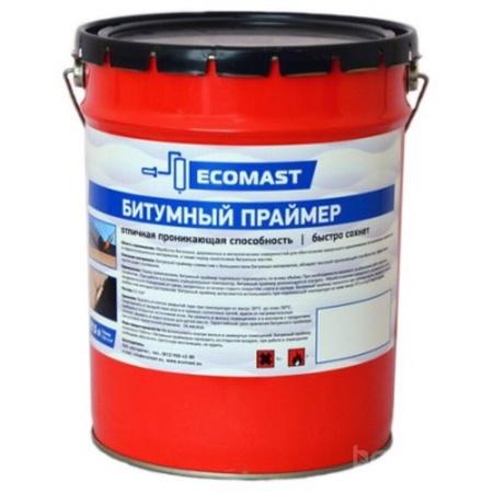 Праймер, экомаст, битумный 21.5 л