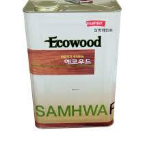 Ecowood Top Clear - 2 бүрэлдэхүүнтэй Ecowood тавилганы өнгөлөгч лак