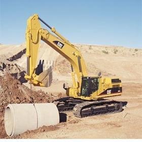 Cat - Hydraulic Excavator 365C L