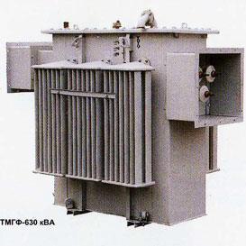 Алттранс үйлдвэрийн трансформатор
