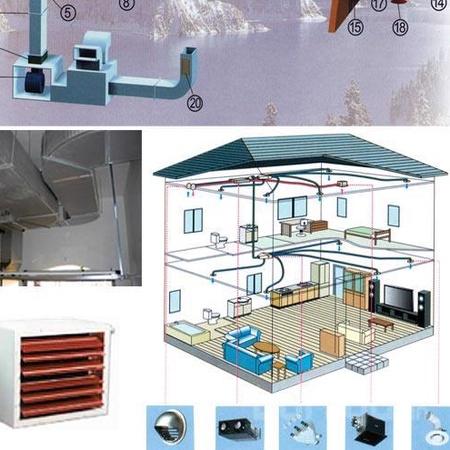Барилгын агааржуулах систем