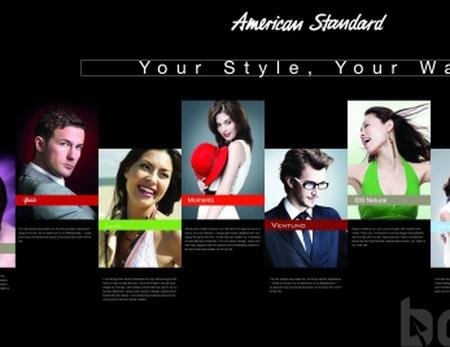 American Standard брэндийн ариун цэврийн өрөөний тоноглол