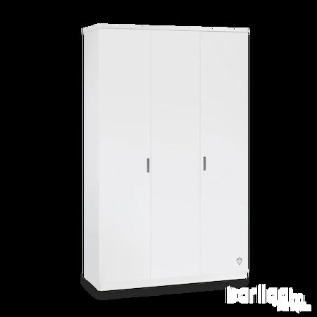White - 3 хаалгатай шкаф