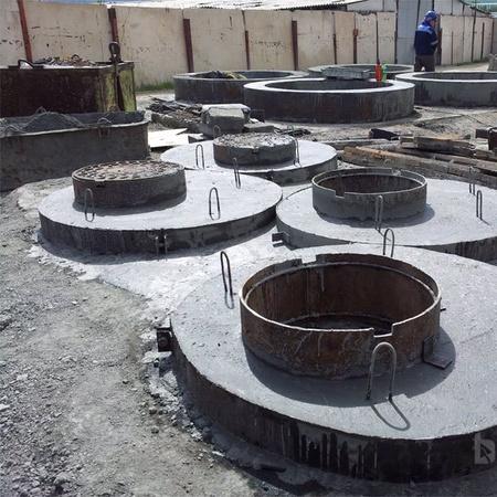 Төмөр бетон хийц эдлэлийн цех