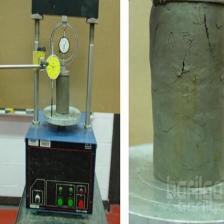 Хөрсний механик туршилтууд UNCONFINED COMPRESSION (UC) TEST ASTM D 2166