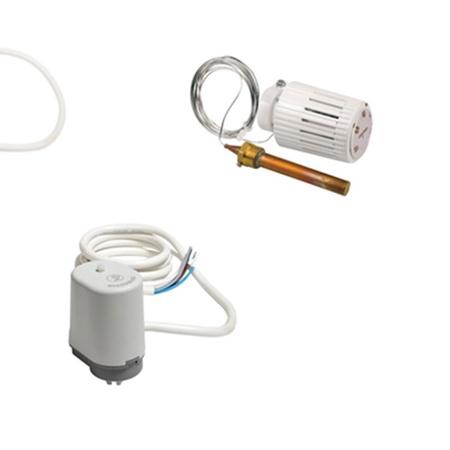 Автомат хаалт /Ердийн хаалттай-нээлттэй/-R473/R478M Термостат толгой-мэдрэгчтэй-R462L2