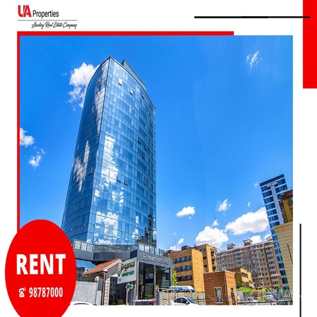 For rent at EMBASSY RESIDENCE