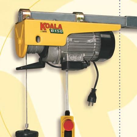 "Троссон өргөгч 150кг, Electric hoist ""Koala - 150kg"""