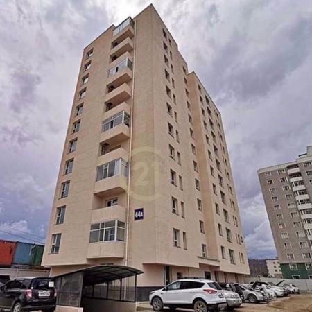 БЗД, Нарантуул захын хойд хаалганы баруун талд 69мкв шинэ 3 өрөө орон сууц худалдана