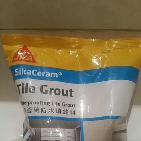 SikaCeram®  Tile Grout