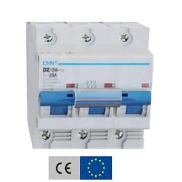 Автомат таслуур DZ158 3 фаз; ЕВРО стандарт