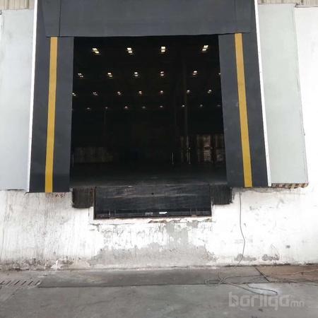 Ачааны гидро тавцан ба хамгаалалтын хаалт