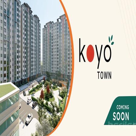 KOYO TOWN - д 115мкв үйлчилгээний талбай зарна