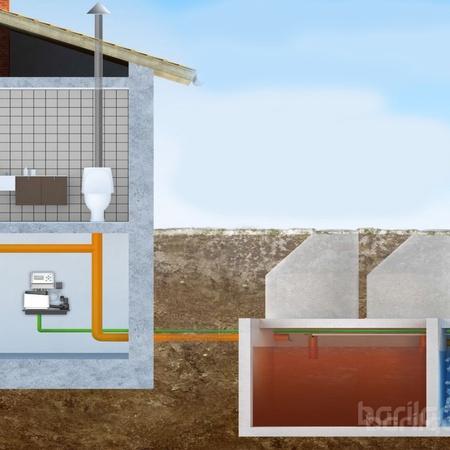 Цементэн суурьтай уснаас хамгаалах уян тусгаарлагч