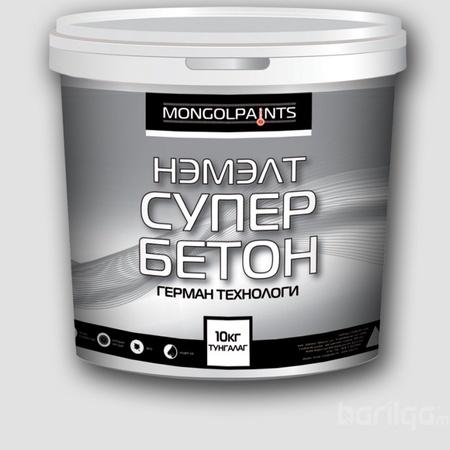 Супер бетон / бетоны нэмэлт/
