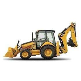 CAT - Backhoe Loader 422E