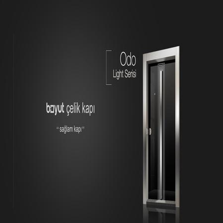 BOYUT STEEL DOOR | STRONG DOOR