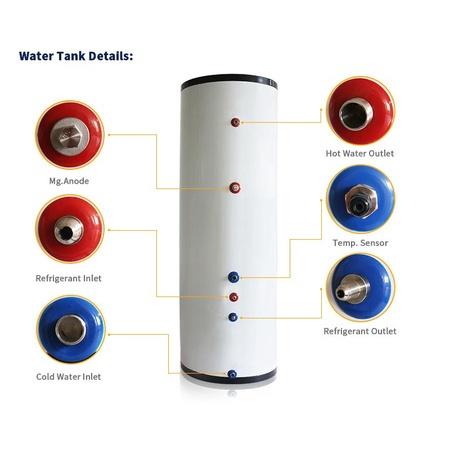 Хэрэглээний халуун усны цахилгаан бойлер