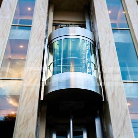 MEO Scenic Elevator / Шилэн лифт
