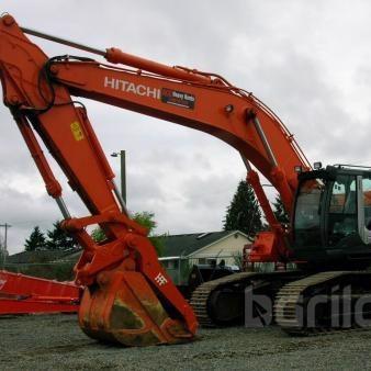 Hitachi Excavator ZX 450